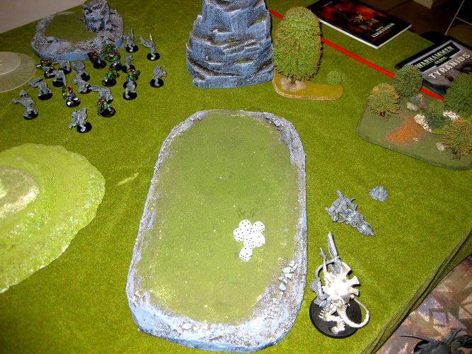 Battle Report, Orks, Tyranids
