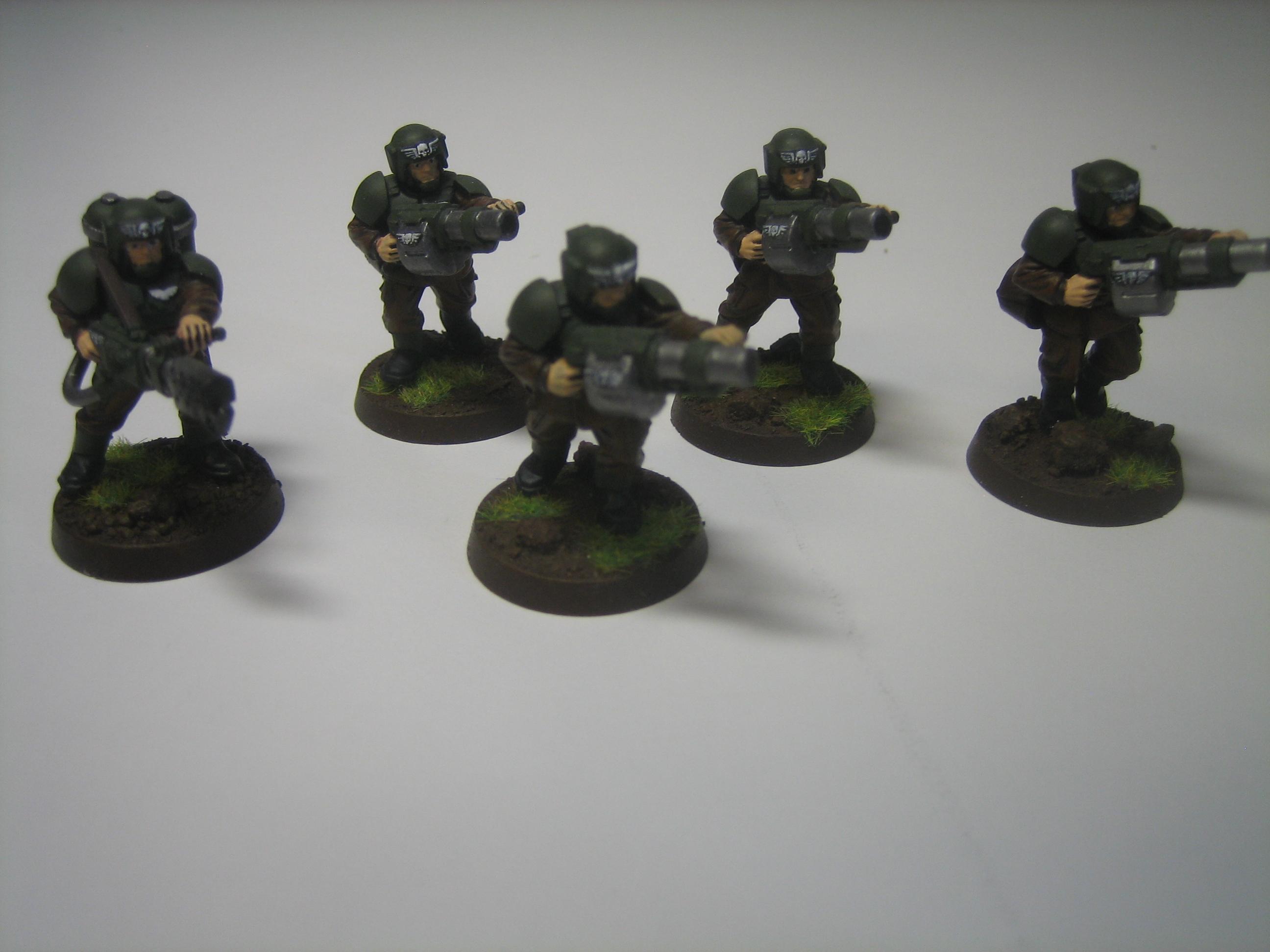 Guardsmen, Imperial Guard