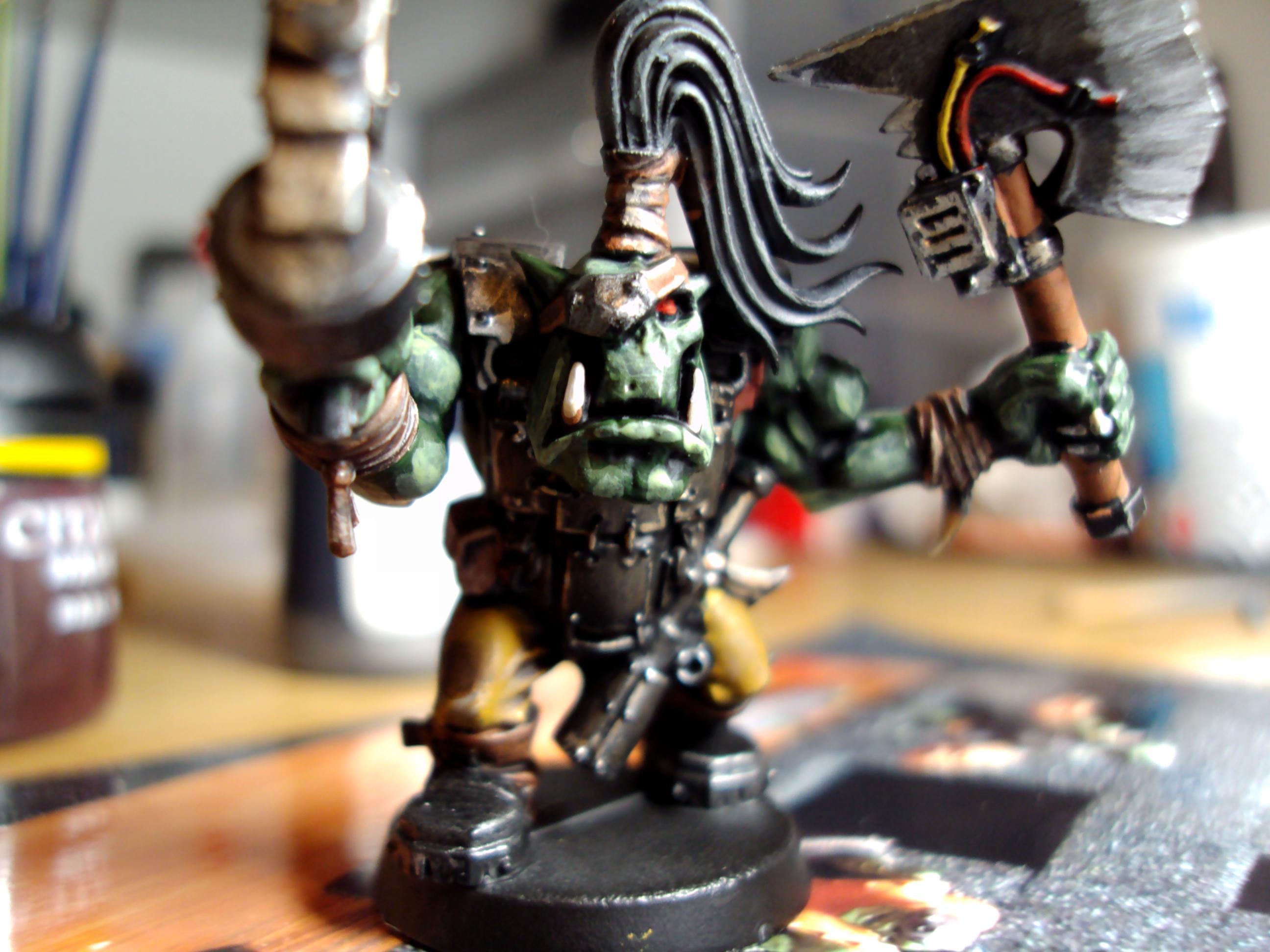 Nob, Orks, Warhammer 40,000