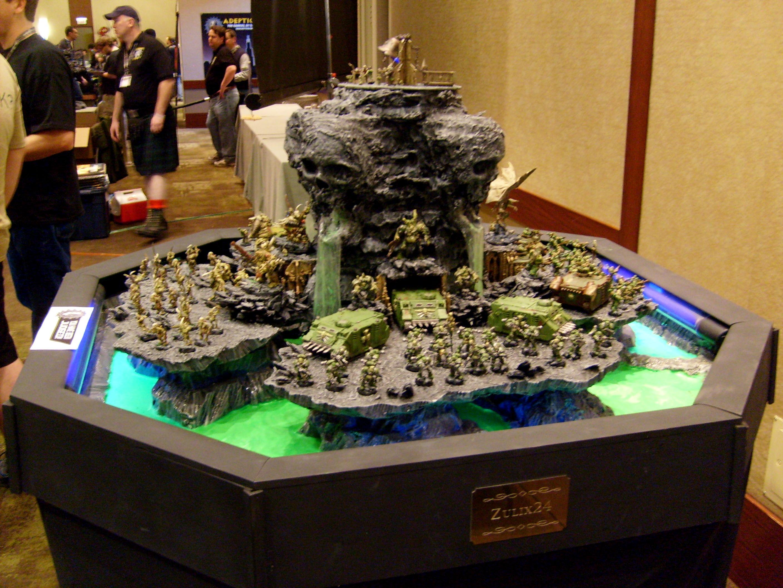 Adepticon, Display Table, Nurgle Army