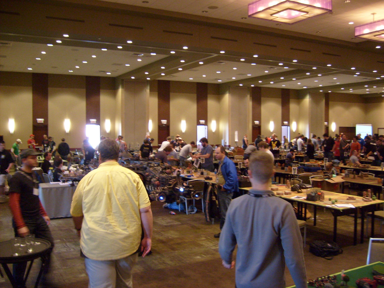 Adepticon, Adepticon 2009, Gamers, Tournament