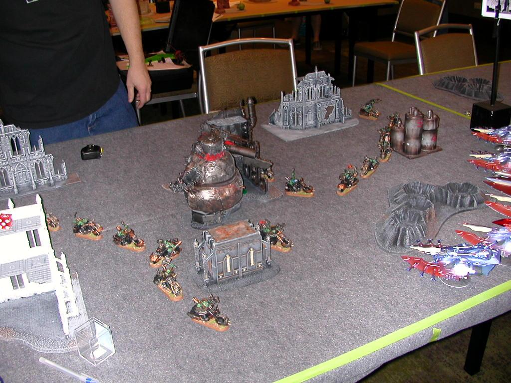 Adepticon 2009, Battle Report