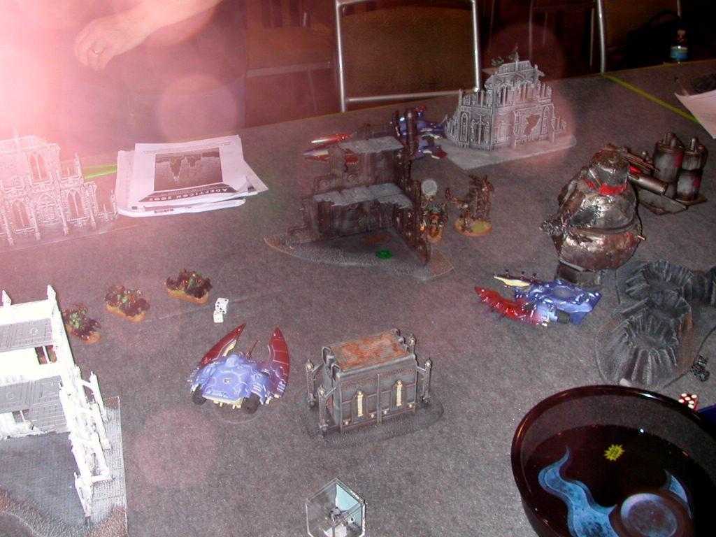 Adepticon 2009, Battle Report