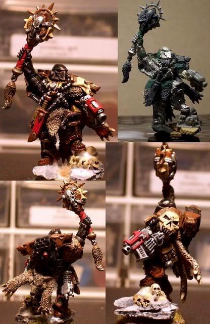 Chaplain, Great Crusade, Horus Heresy, Pre-heresy, Space Marines, Space Wolves, Warhammer 40,000, Wolf Priest