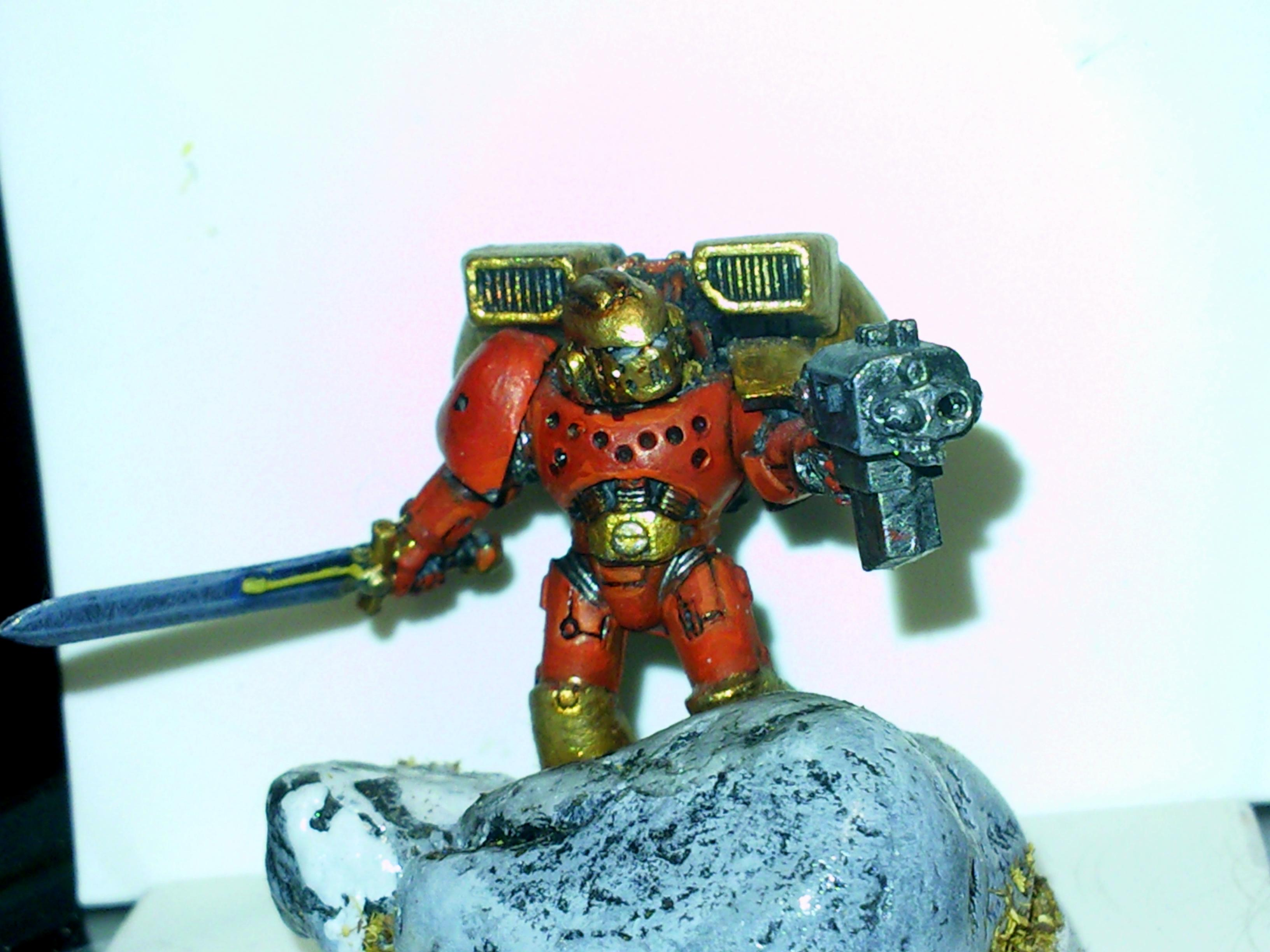 Blood Angels, BA commander