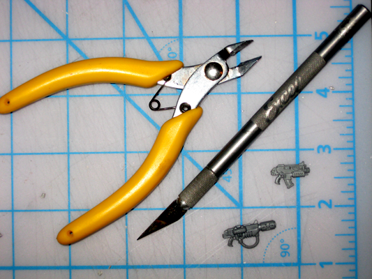 Tools for combimelta