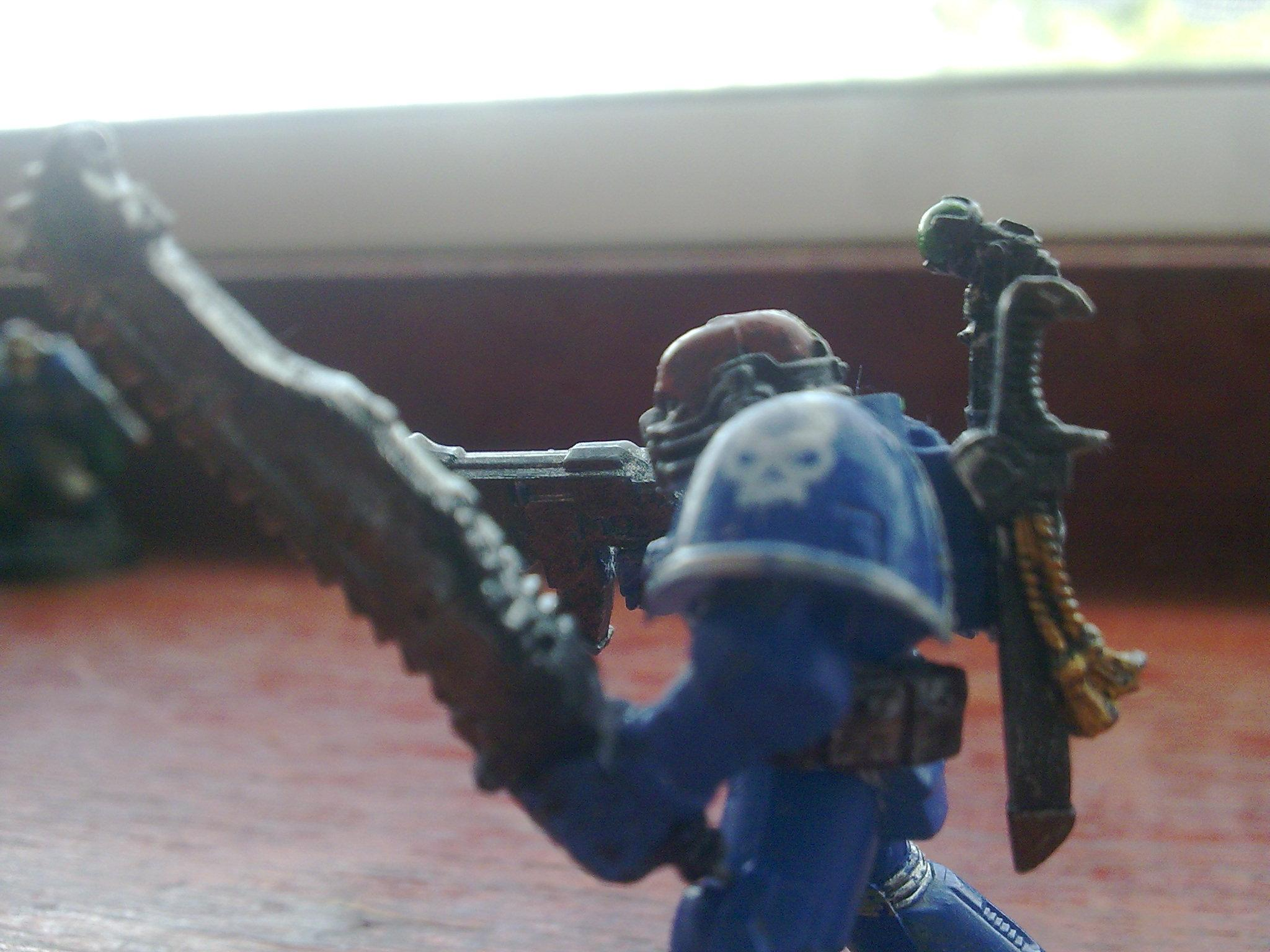 Space Marines, another view