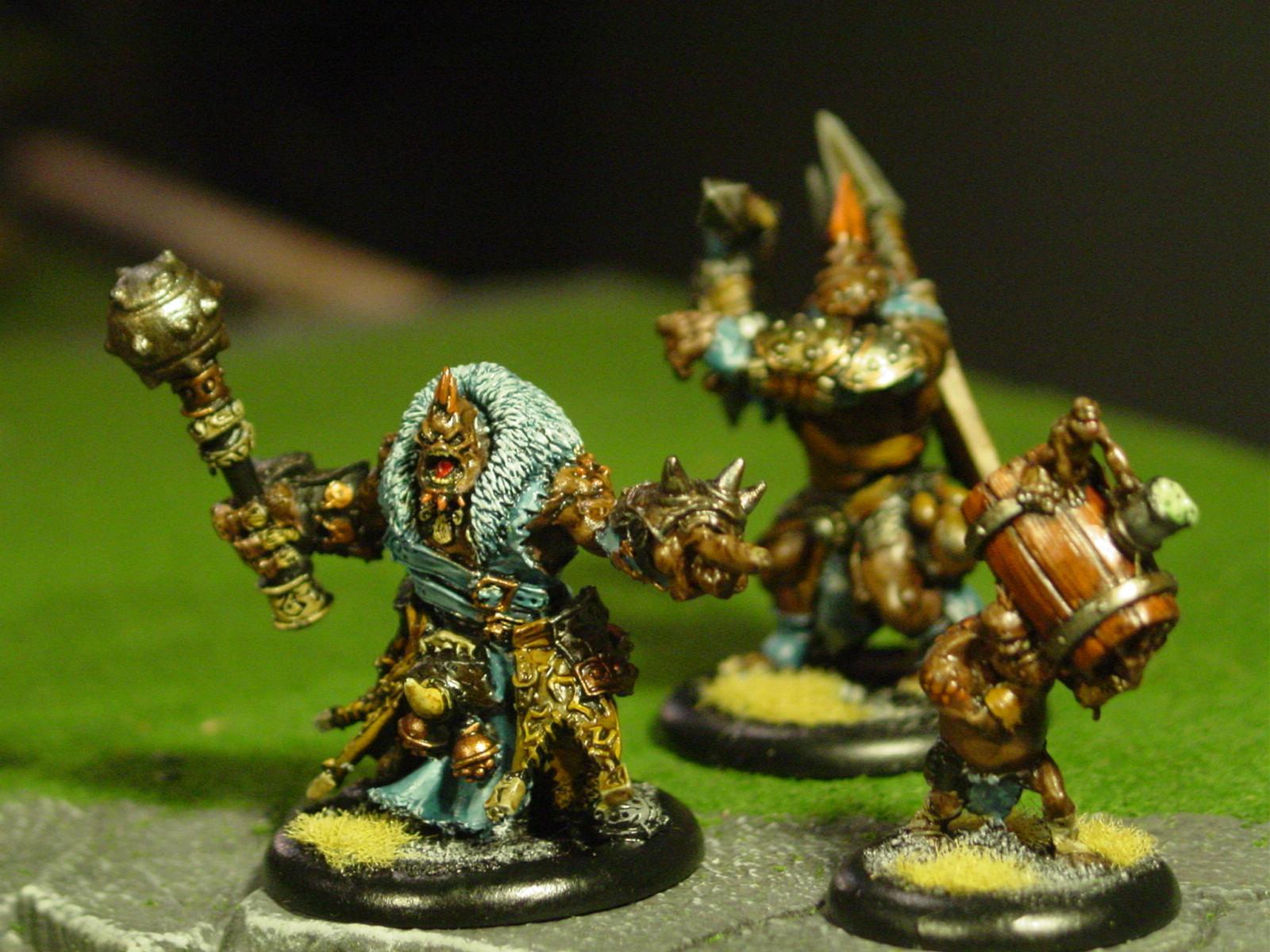 Hordes, Trollbloods