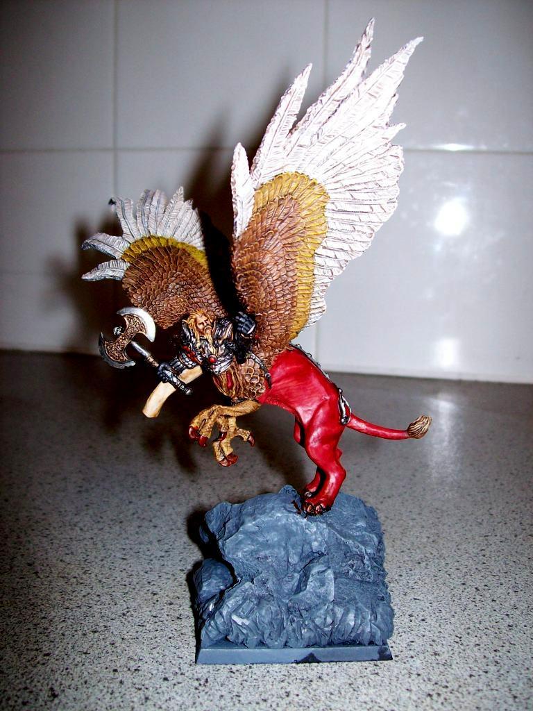 Chaos, Griffon, Tzeench Hero