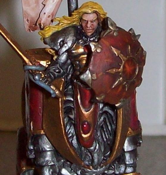 Conversion, Warriors Of Chaos