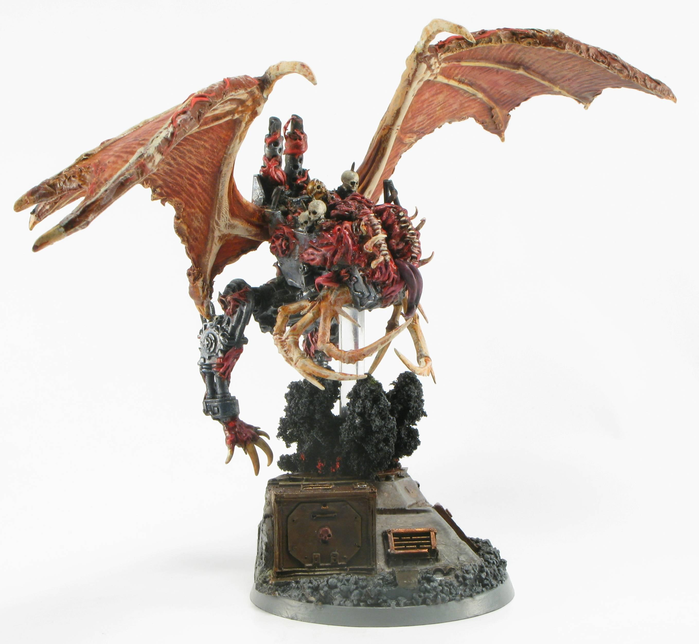 Bloodthirster, Chaos Daemons, Conversion, Sentinel