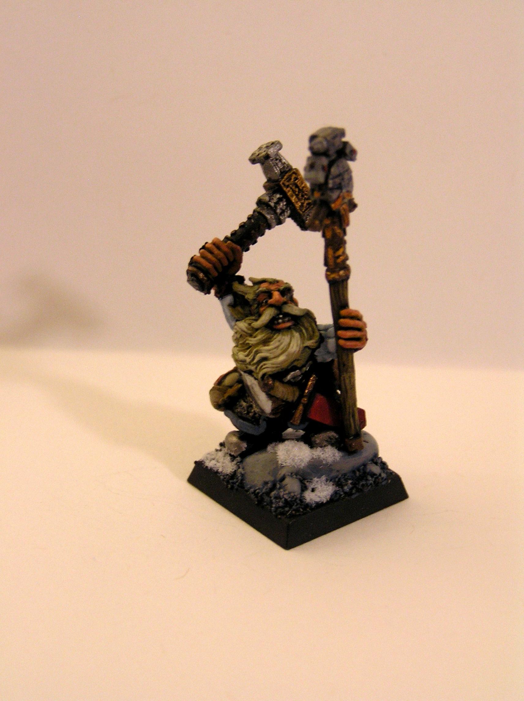 Dwarves, Runesmith, Warhammer Fantasy