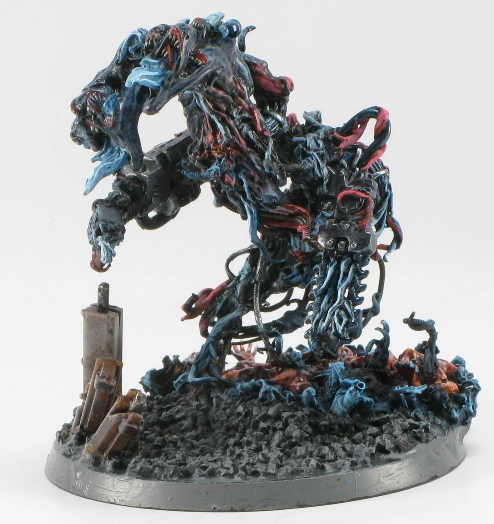Chaos Daemons, Conversion, Lord Of Change, Warhammer 40,000