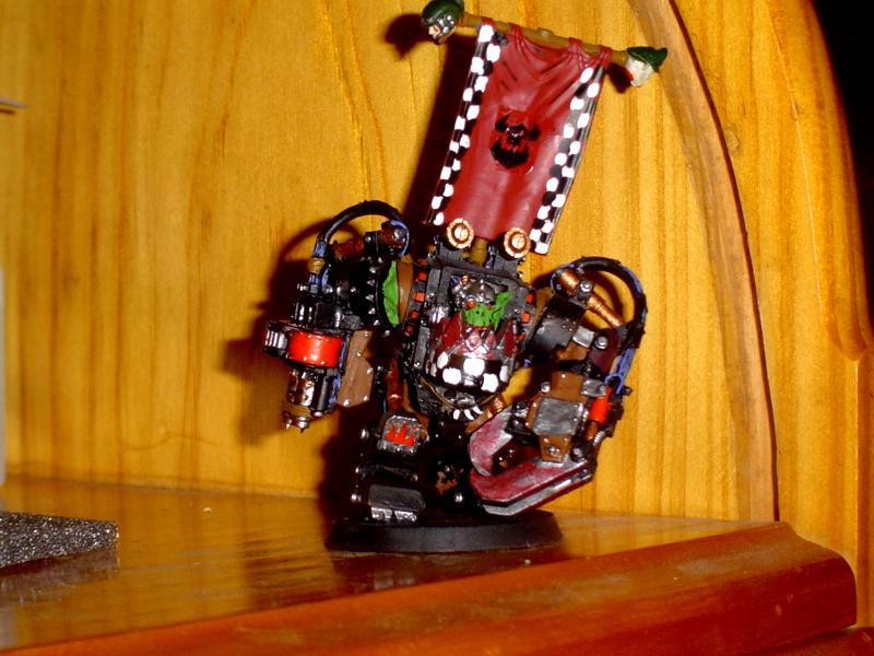 Ghazgkull Thraka, Mega Armoured Effect, Orks, Warboss