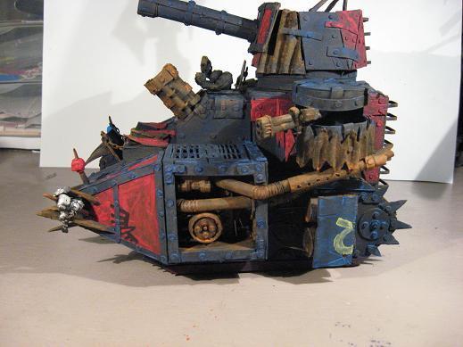 Ork; Battlewagon