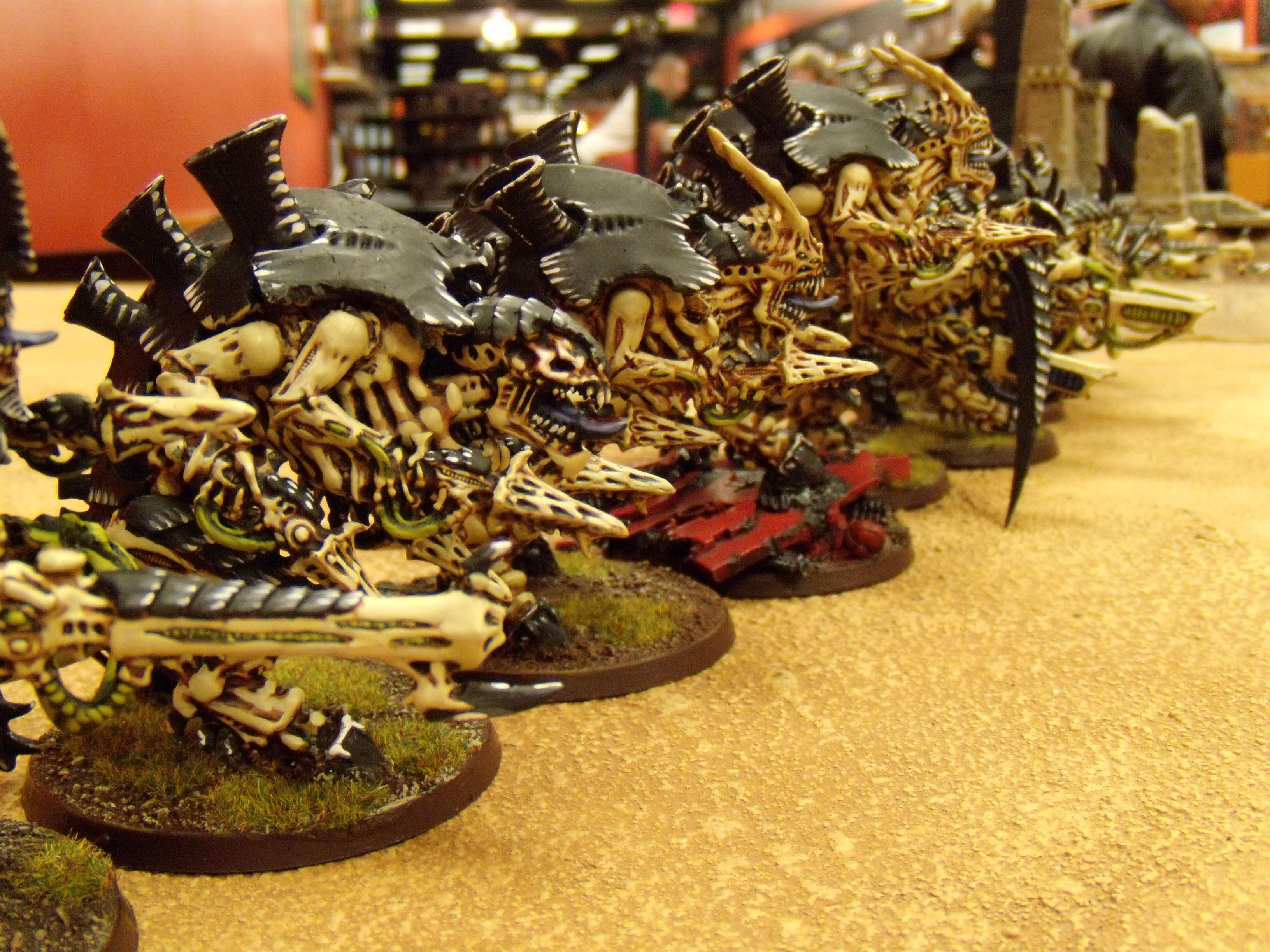 Carnifex, Dakkafex, Nidzilla, Tyranids, Warhammer 40,000