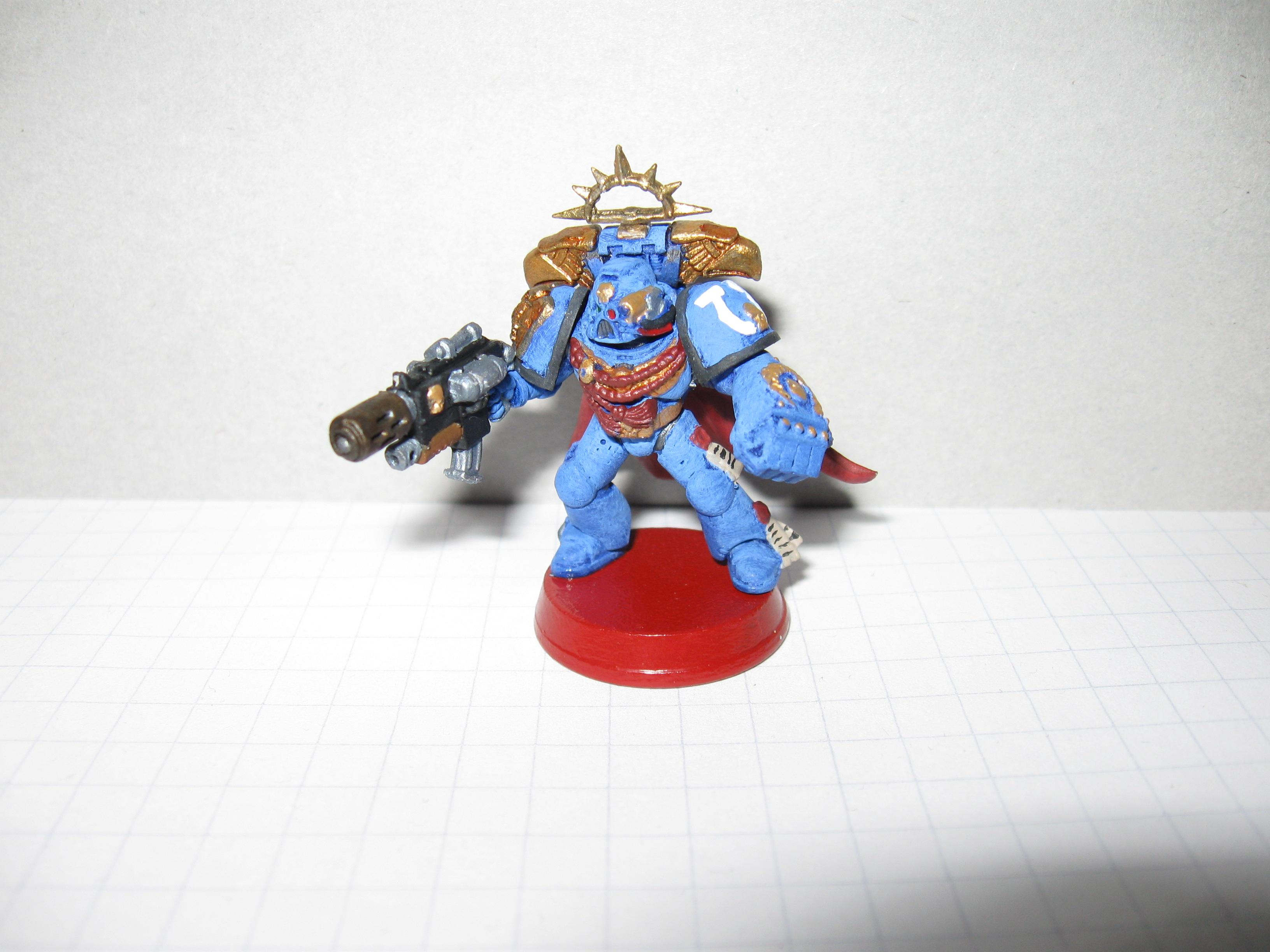 Space Marine Captain