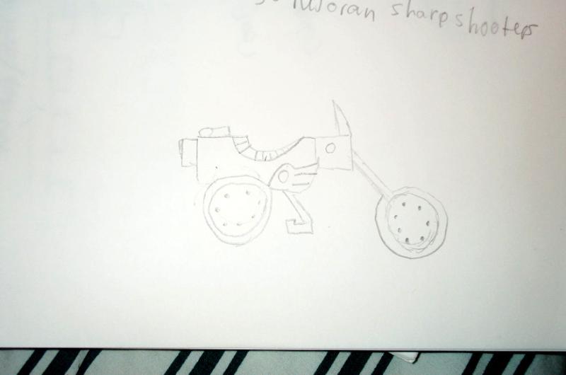 rough rider idea