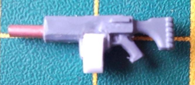 Conversion, Imperial Guard, Shotgun