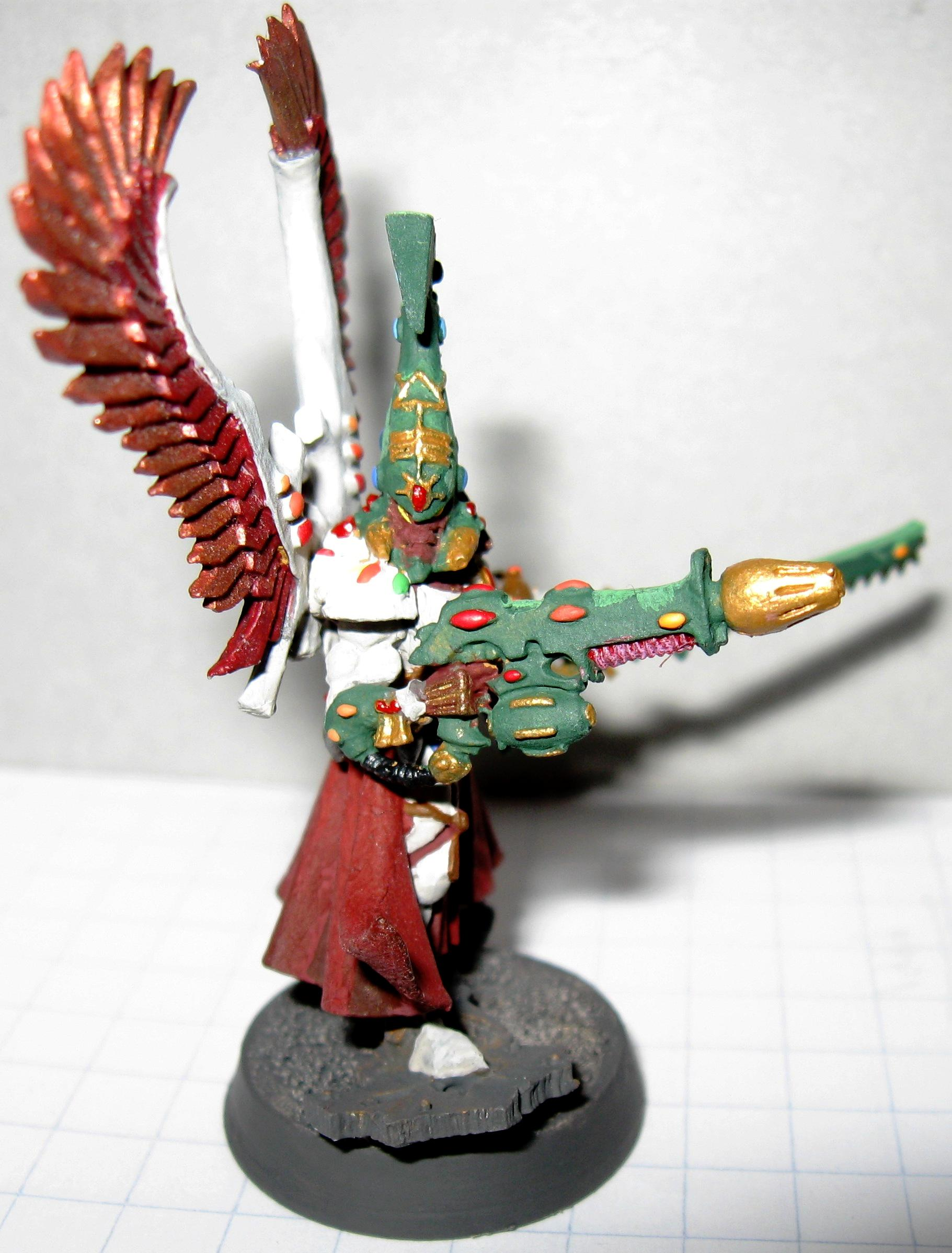 Autarch, Eldar, Winged Autarch - Right