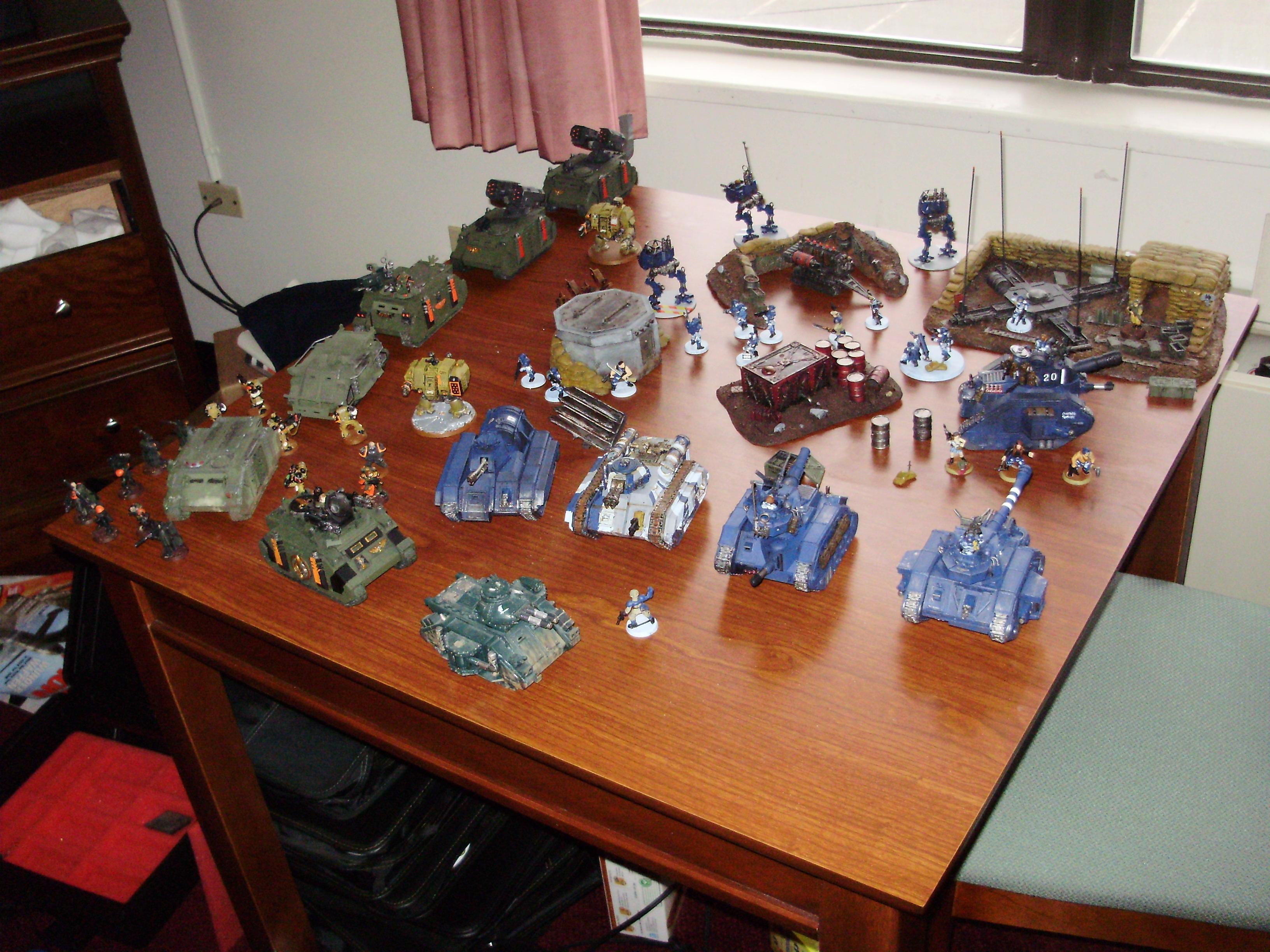 Imperial Outpost & Convoy