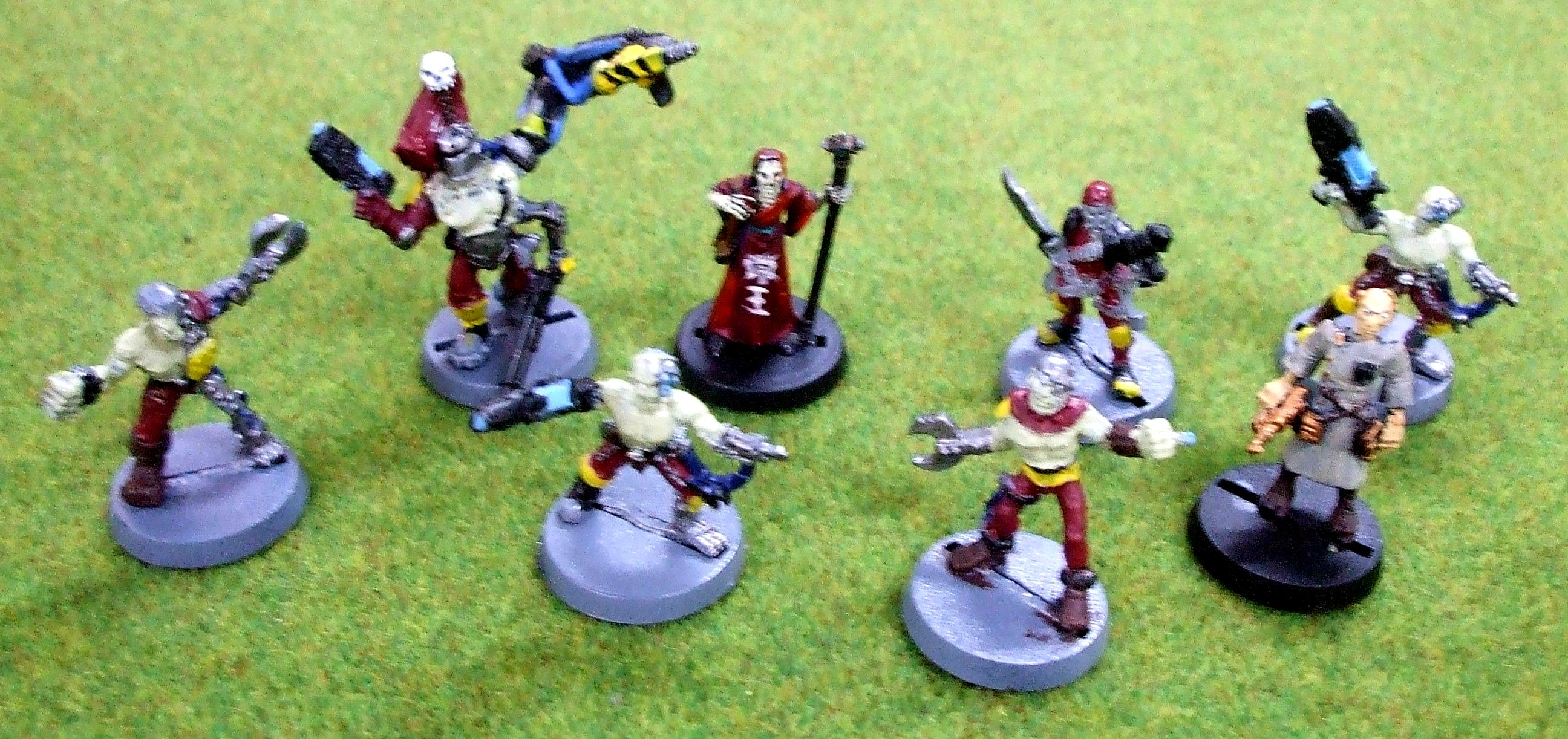 Imperial Guard, Inquisition