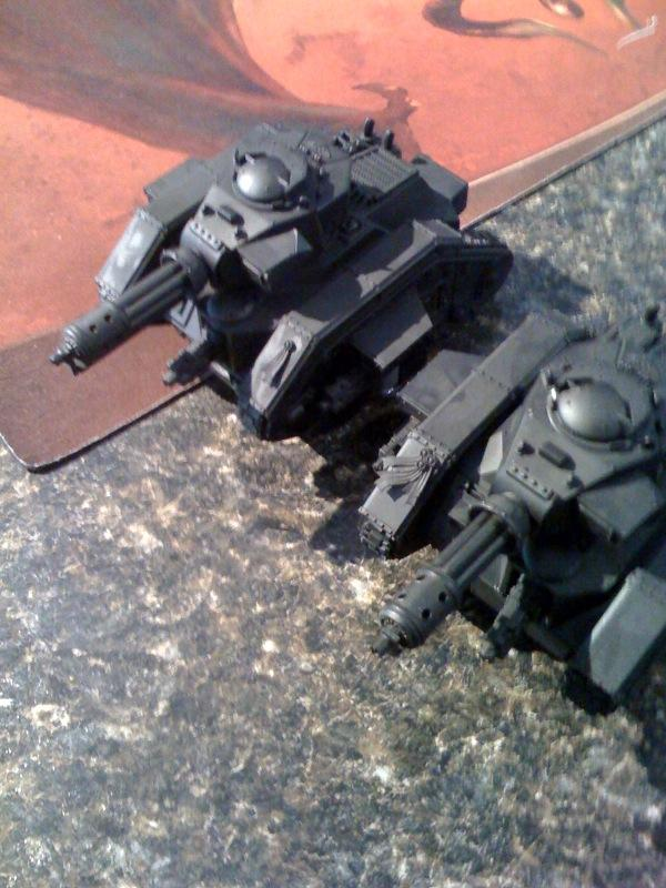 28mm, Conversion, Games Workshop, Tank, Warhammer 40,000