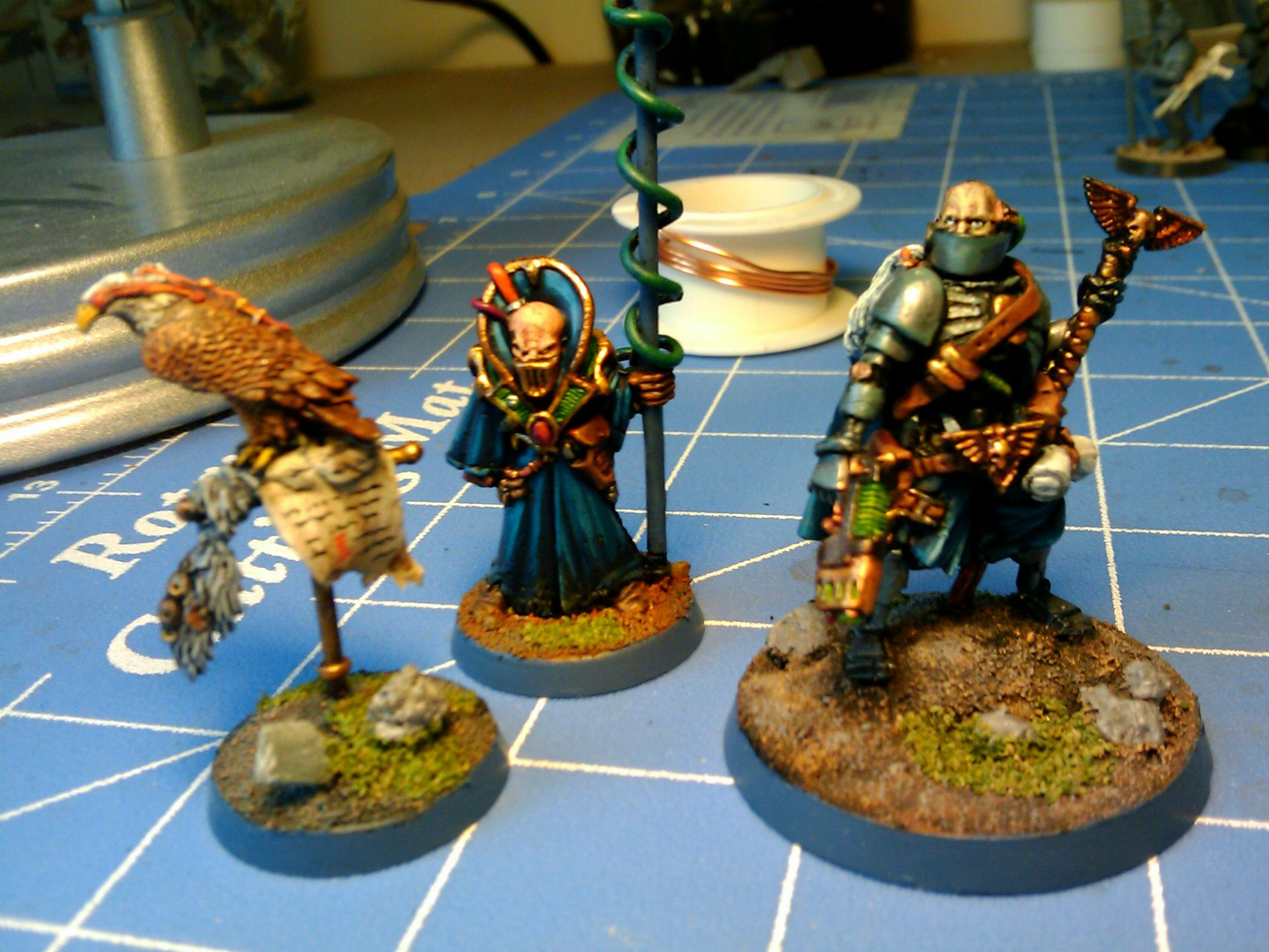 Inquisition, Inquisitor, Retinue