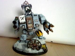 Dreadnought, Miniature, Space, Warhammer 40,000, Wlives