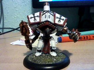 Crusader, Miniatures, Models, Protectorate, Warmachine