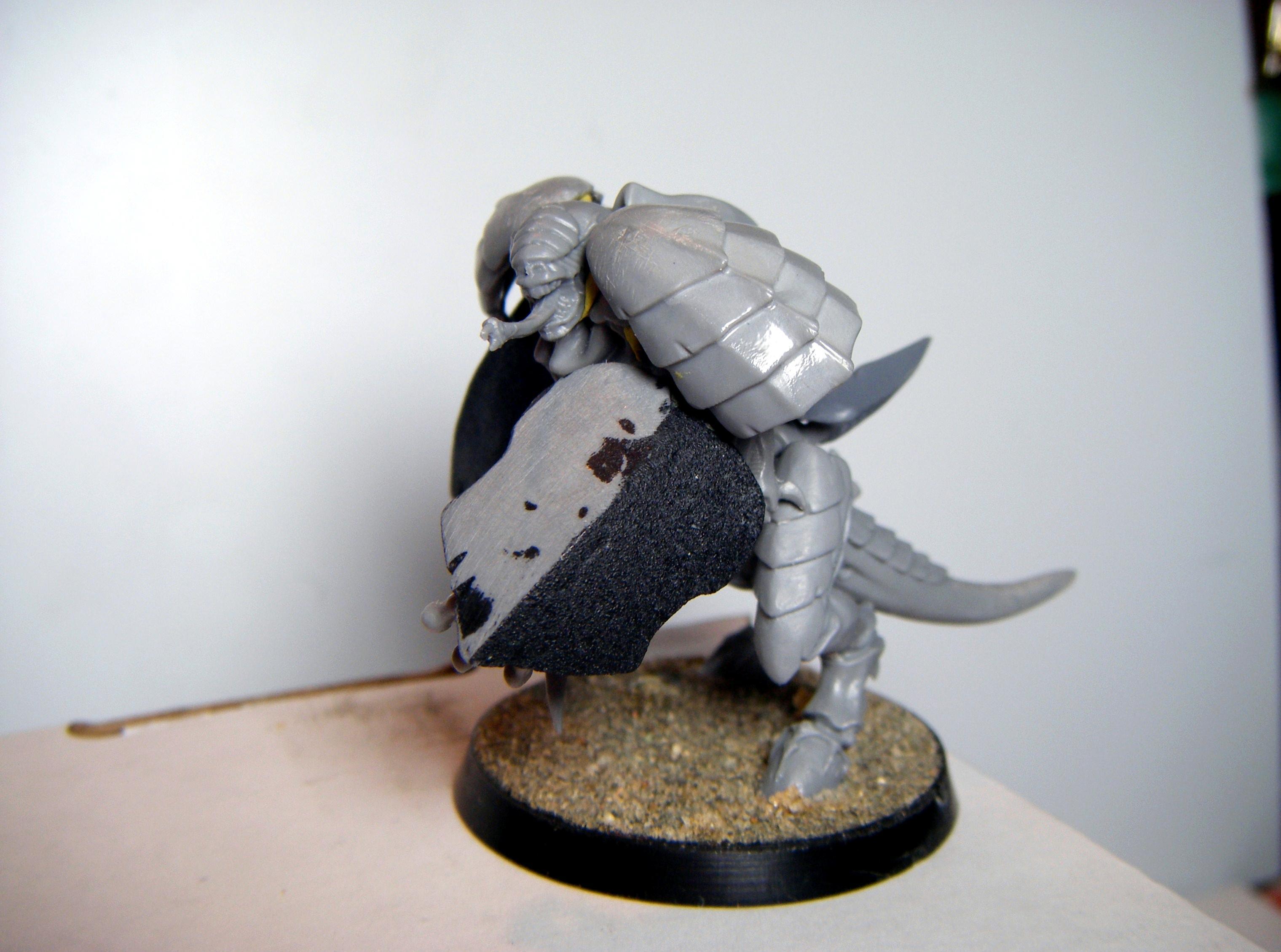 Conversion, Tyranids, Tyrant Guard, Warhammer 40,000