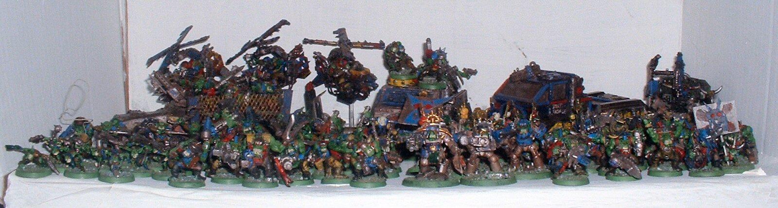 Death Skull, Ork Army, Orks