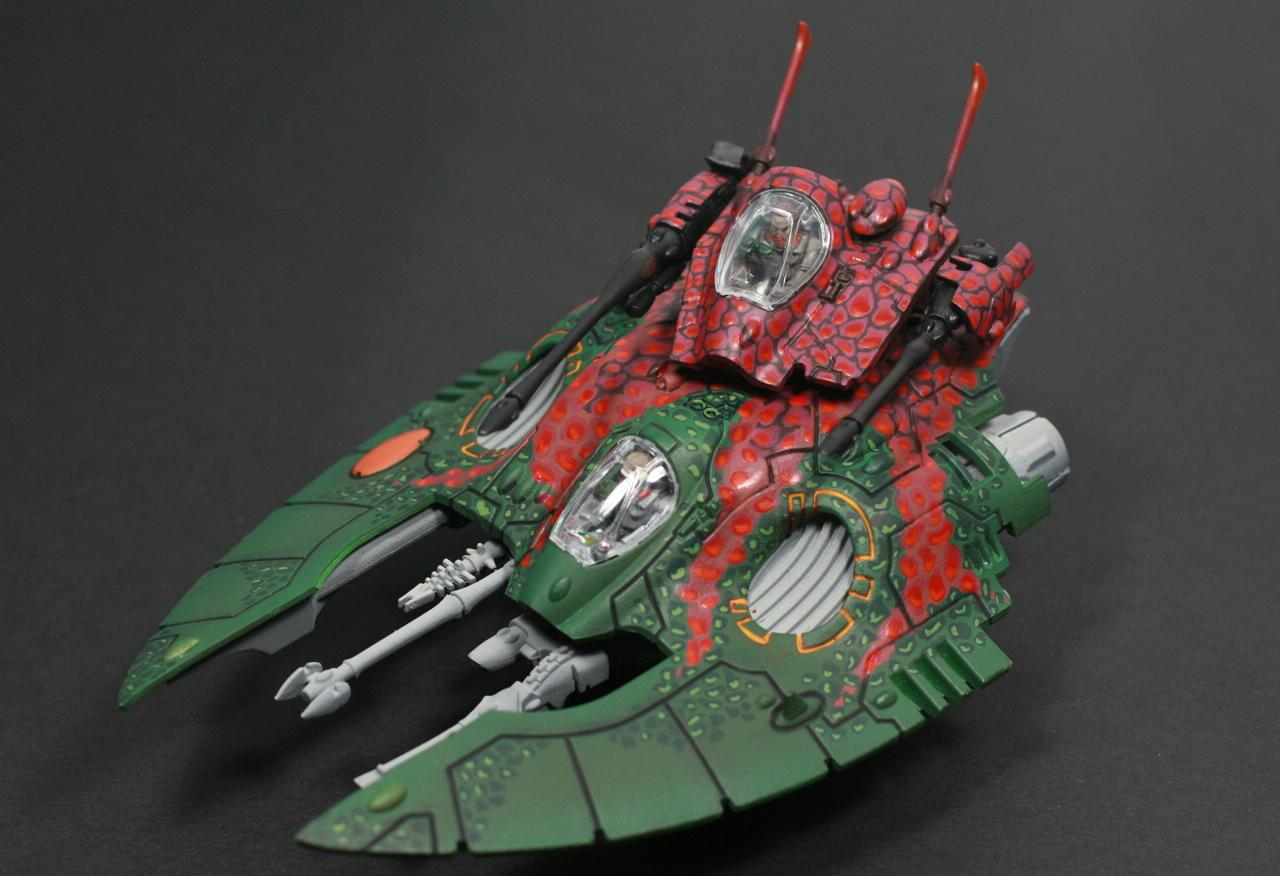 Eldar, Falcon, Work In Progress