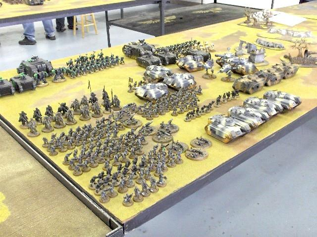 Army, Imperial Guard, Warhammer 40,000