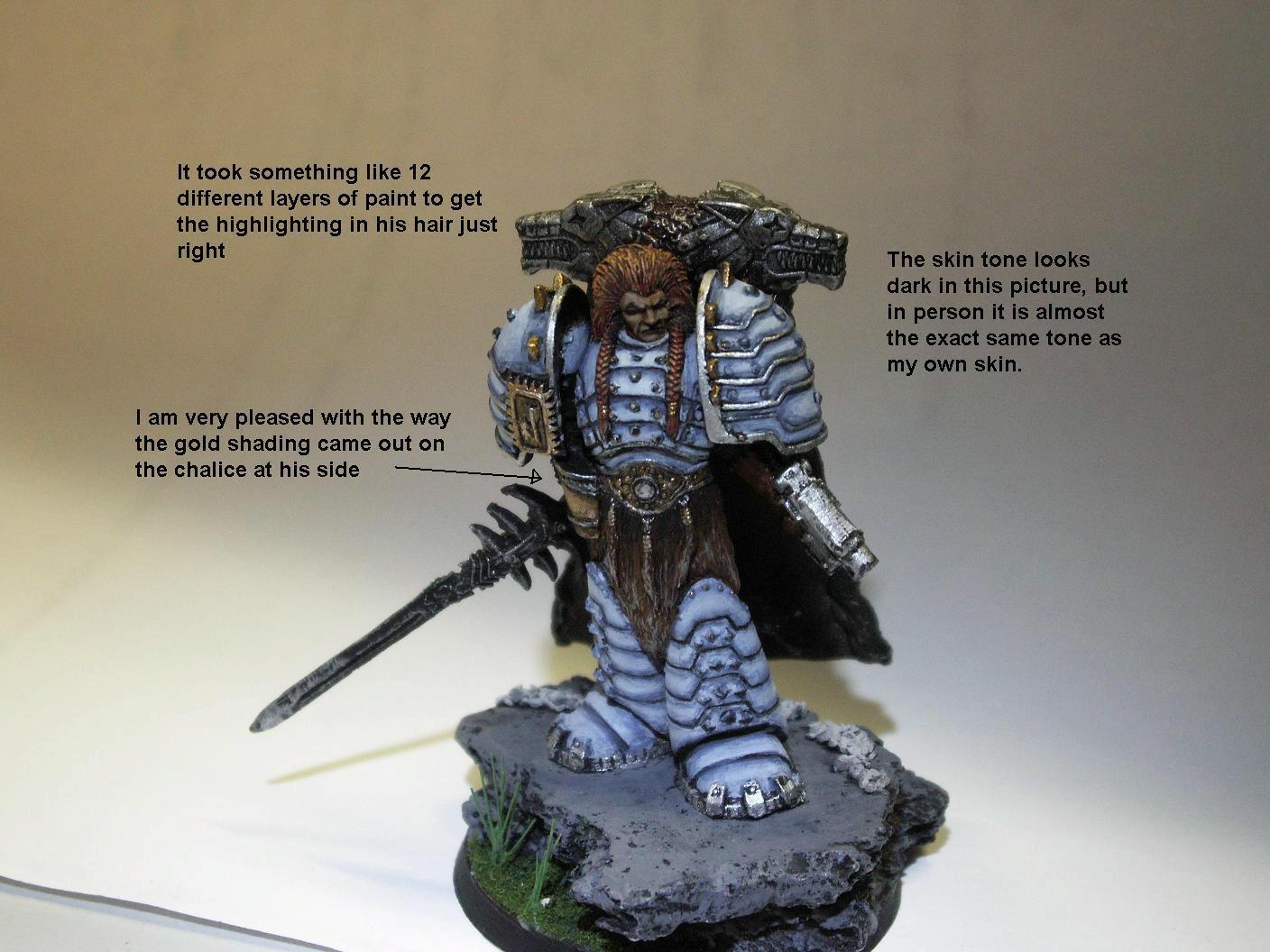 Leman Russ, Primarch, Space Marines, Space Wolves