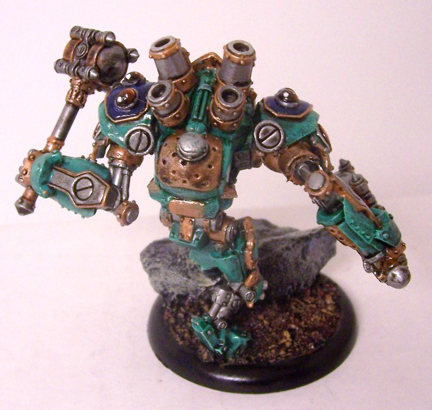 Warjack, Warmachine