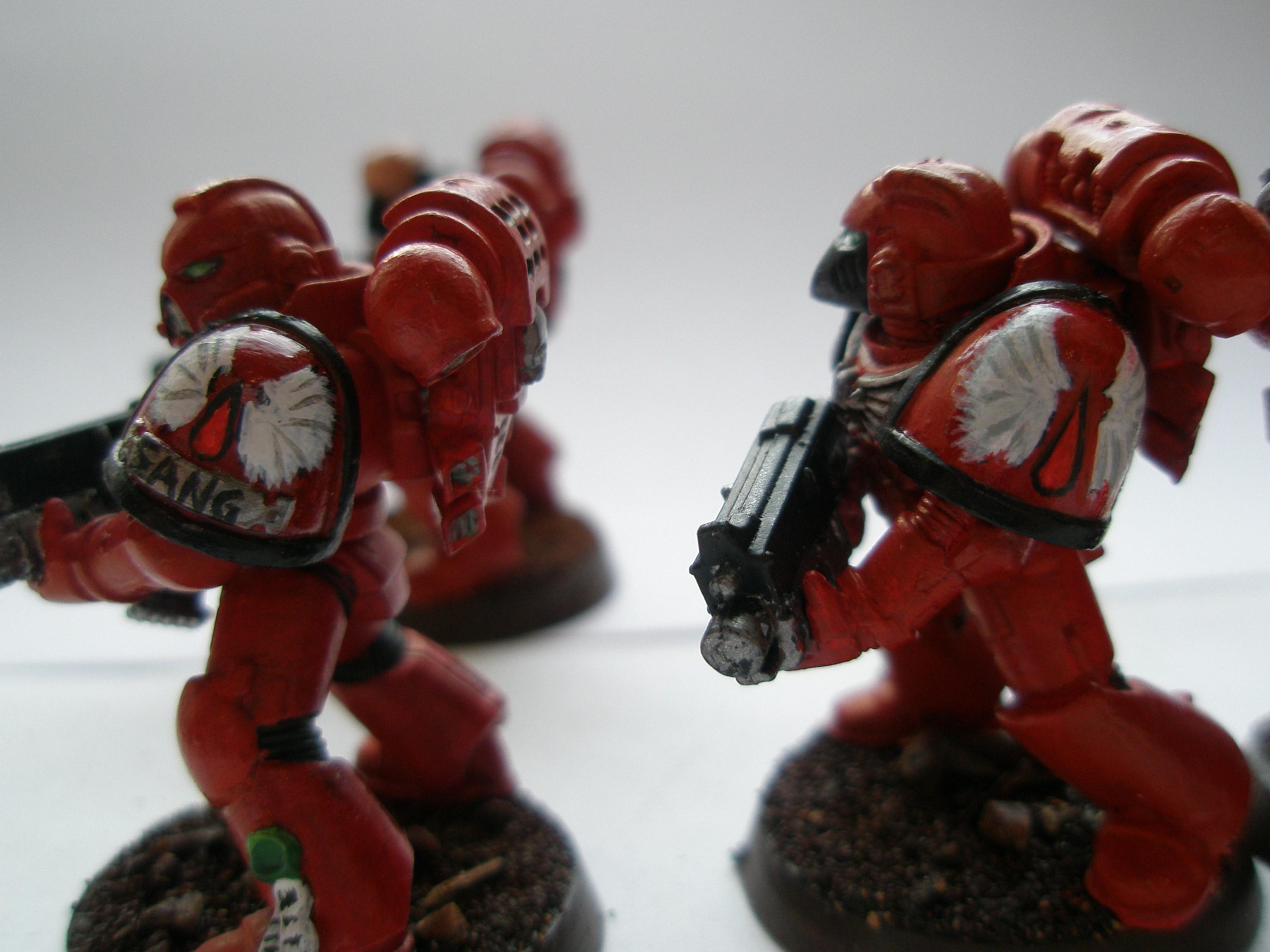 40 000, Angel, Blood, Space, Space Marines, Warhammer 40,000, Warhammer Fantasy