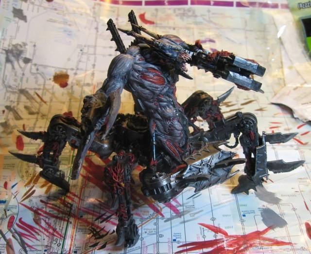 Daemons, Defiler, Engine, Grinder, Khorne, Soul