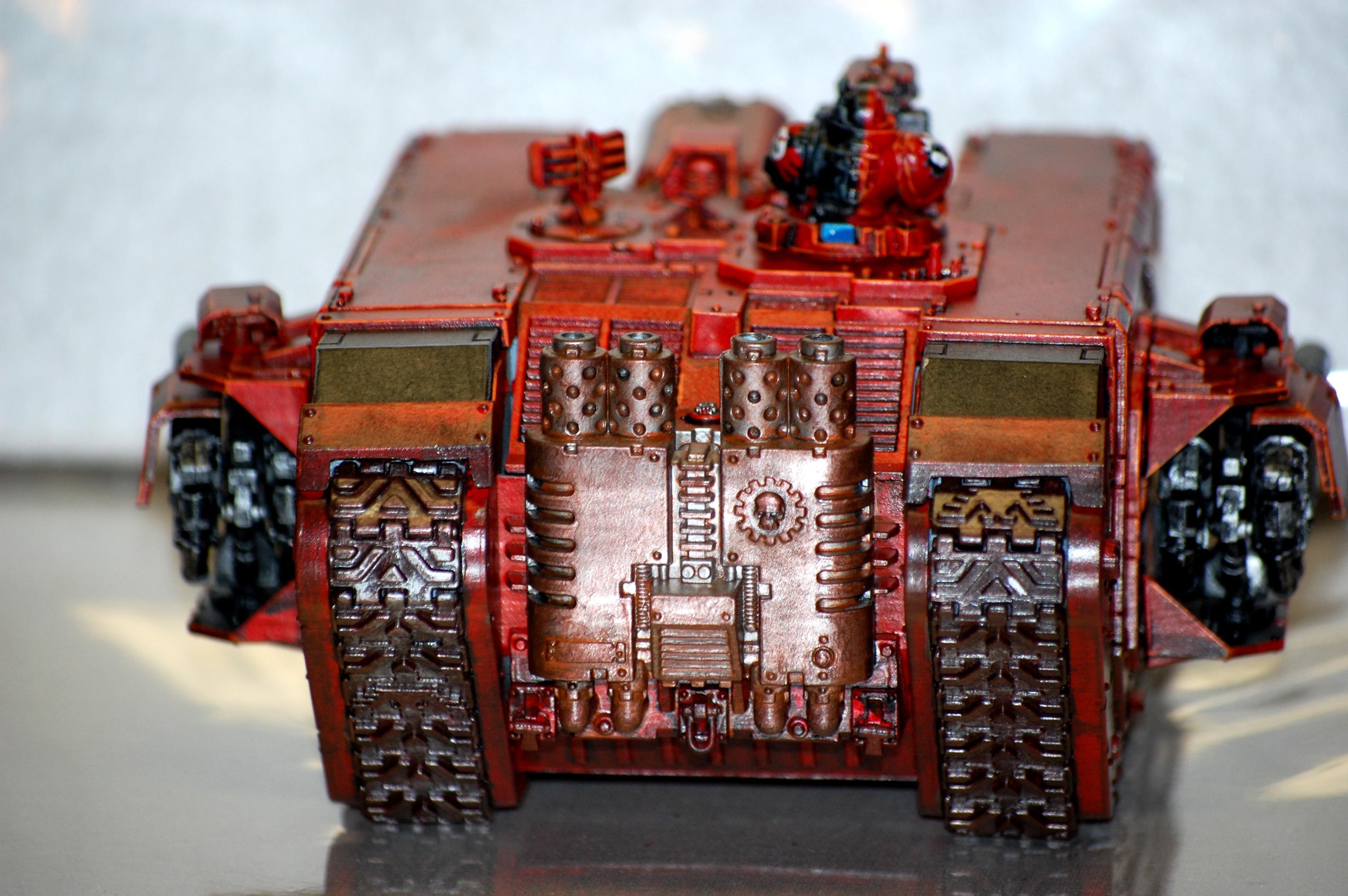 Angels Sanguine, Space Marines, Warhammer 40,000
