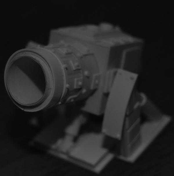 Artillery, Cannon, Gargantuan Squiggoth Scratch Built Ork Warhammer 40k 40000
