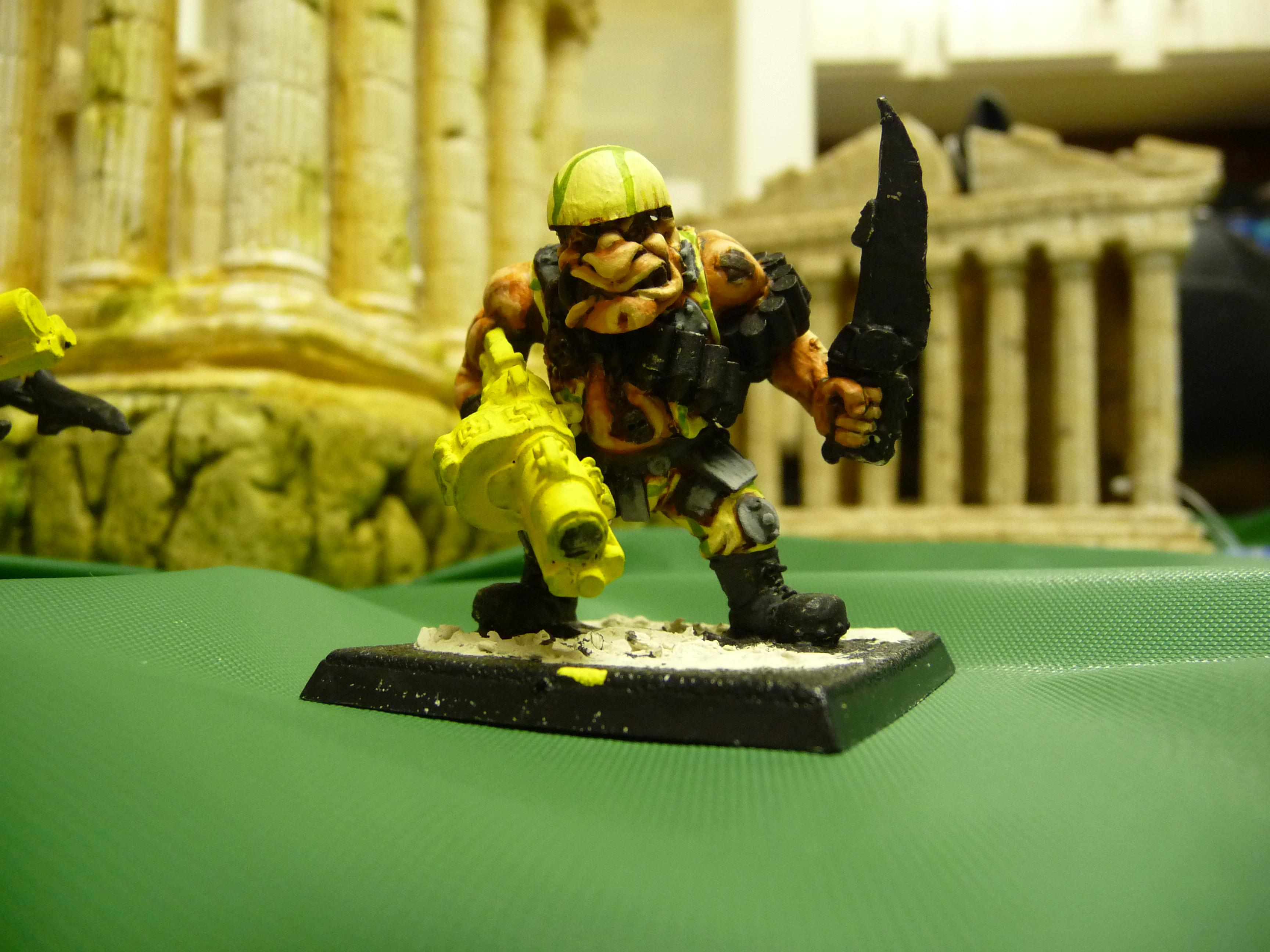 another ogryn conversion wip