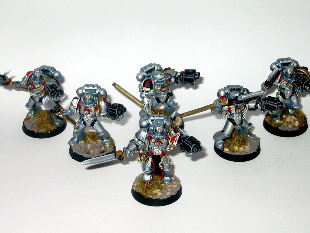 Grey Knights, 6xGrey Knights