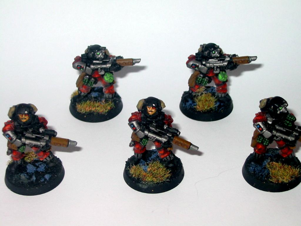 Imperial Guard, Strom Troops