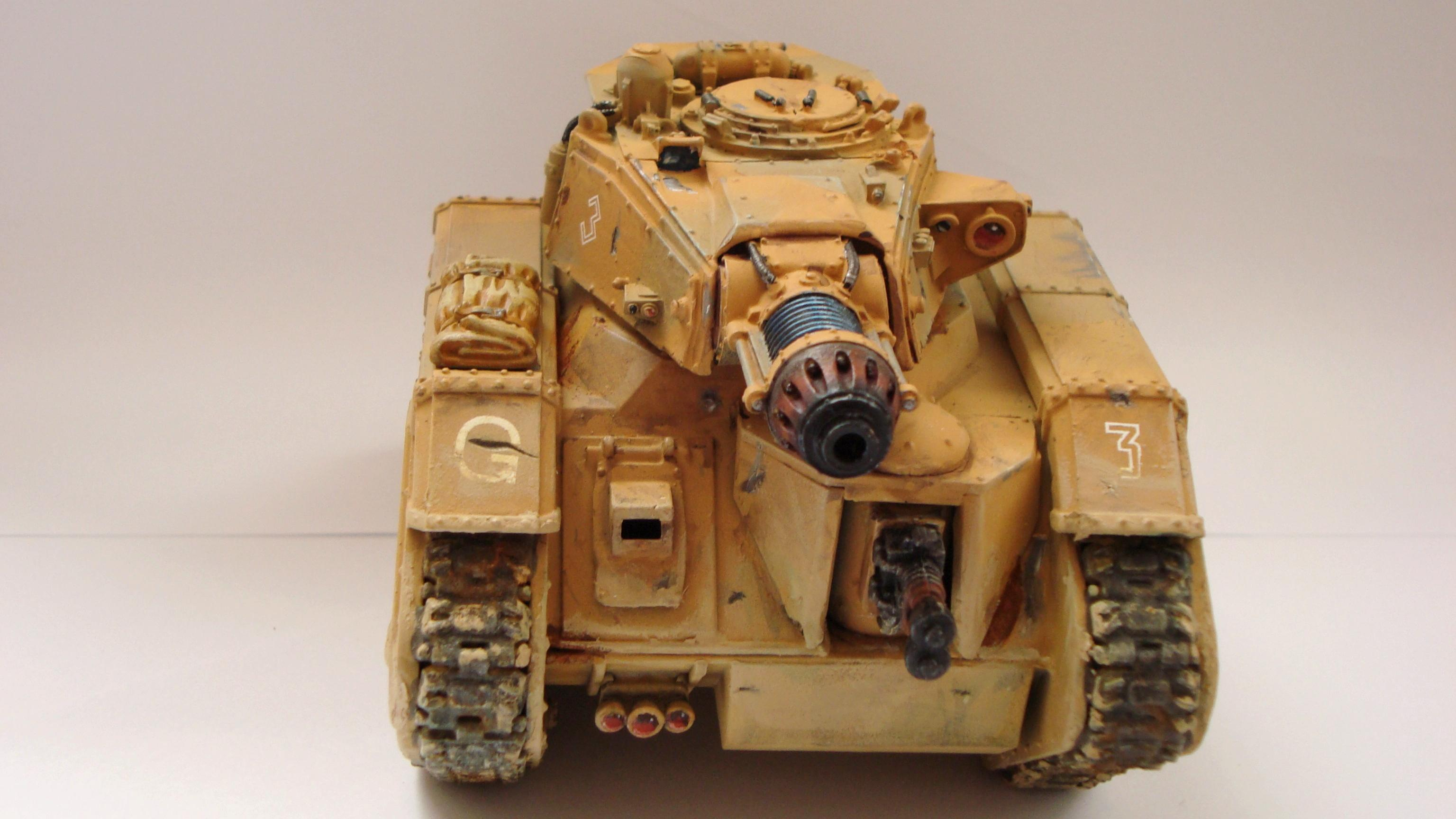 Imperial Guard, Leman Russ, Warhammer 40,000