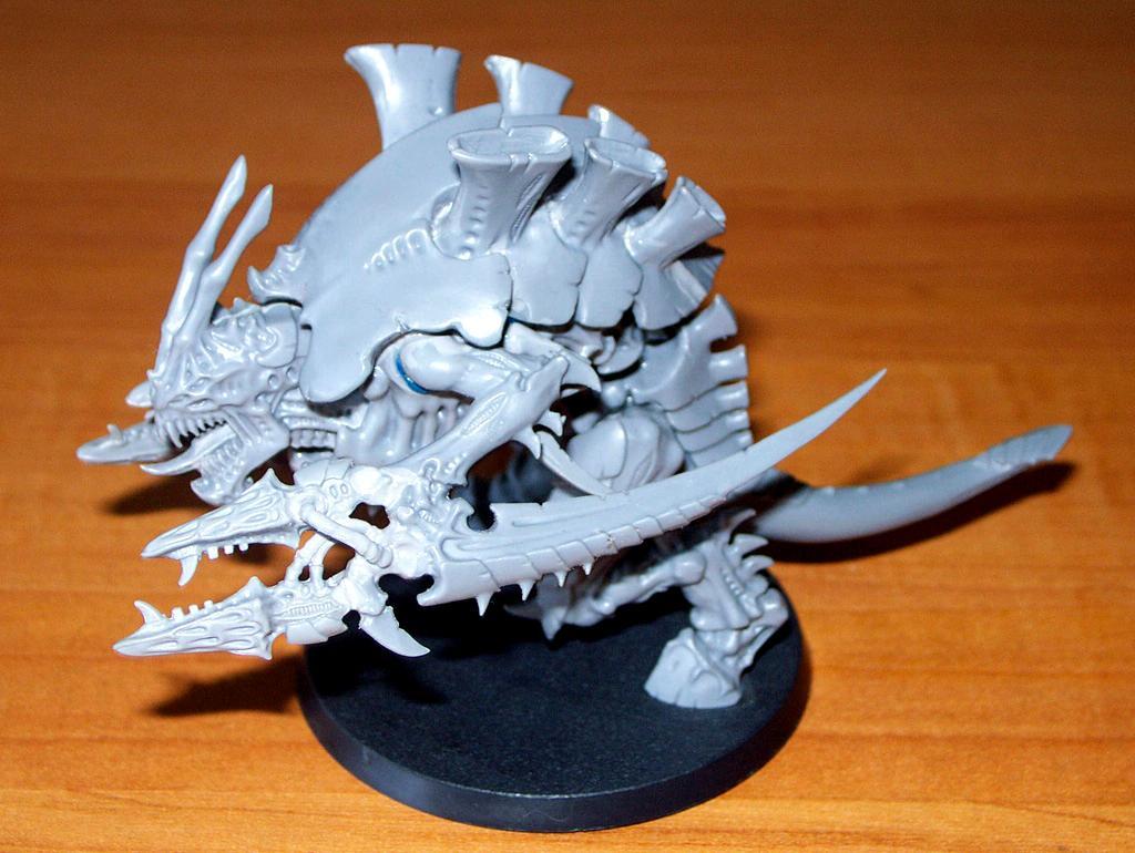 Carnifex, Dakkafex, Devilfex, The Rockit Tyranids Hive Fleet Devourer