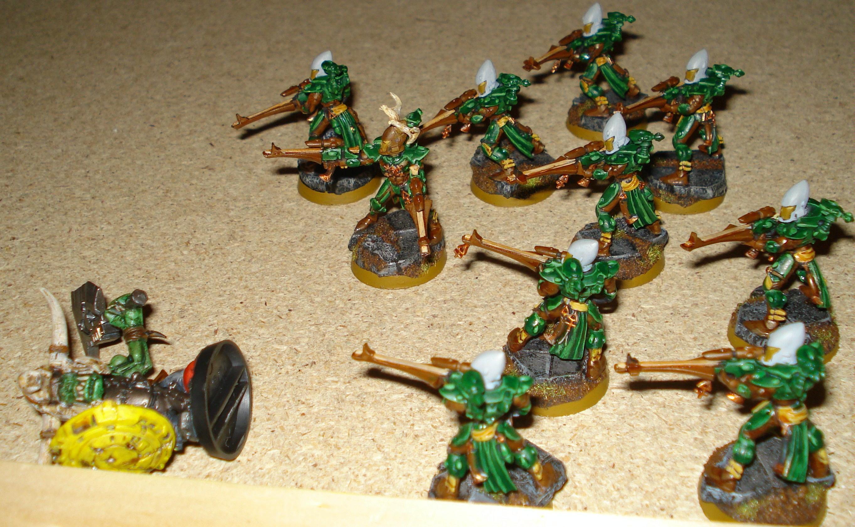 Eldar, Orks, Playtest: Avenger Orks20