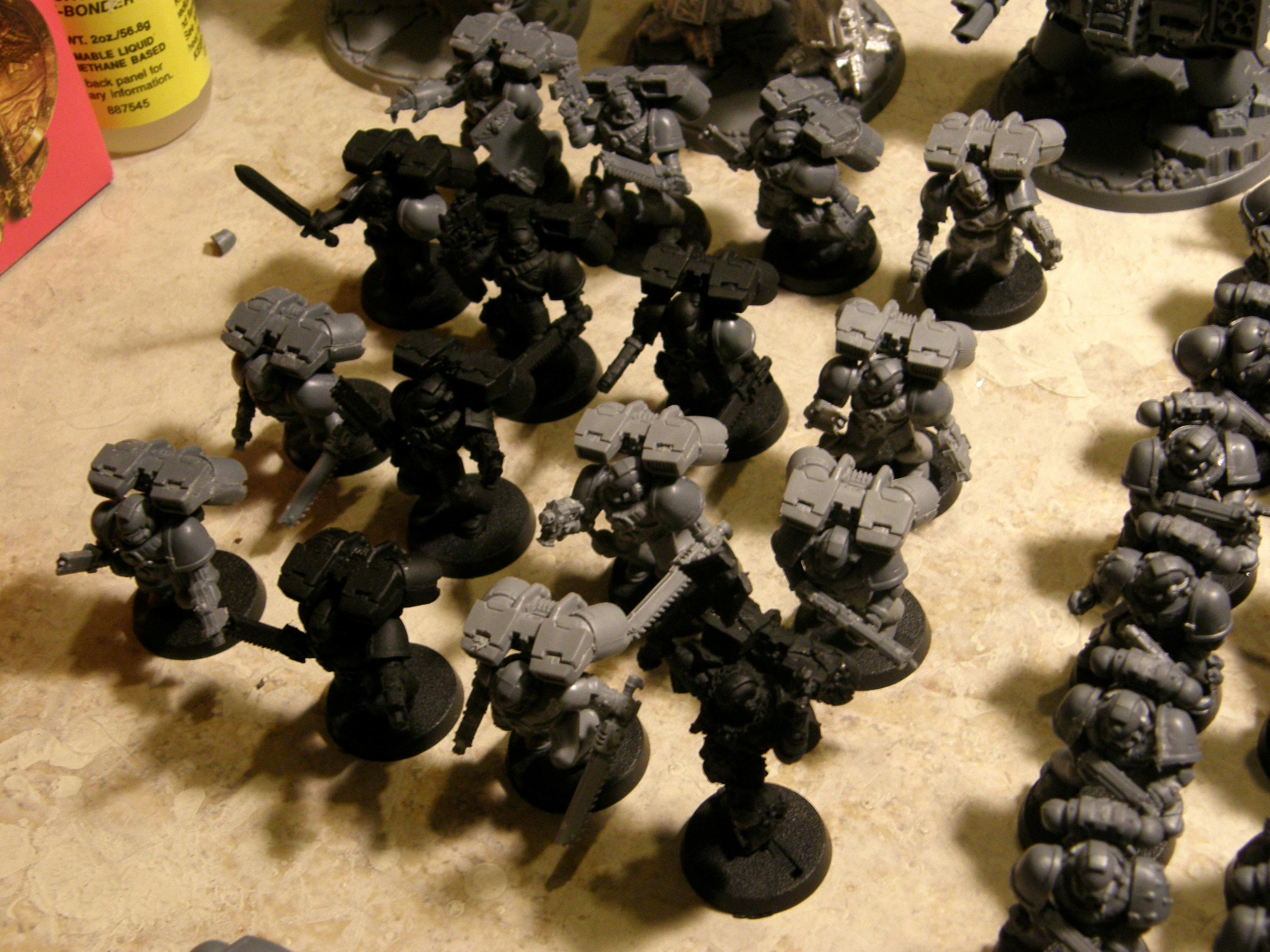 1st Army, Legion Of The Damned