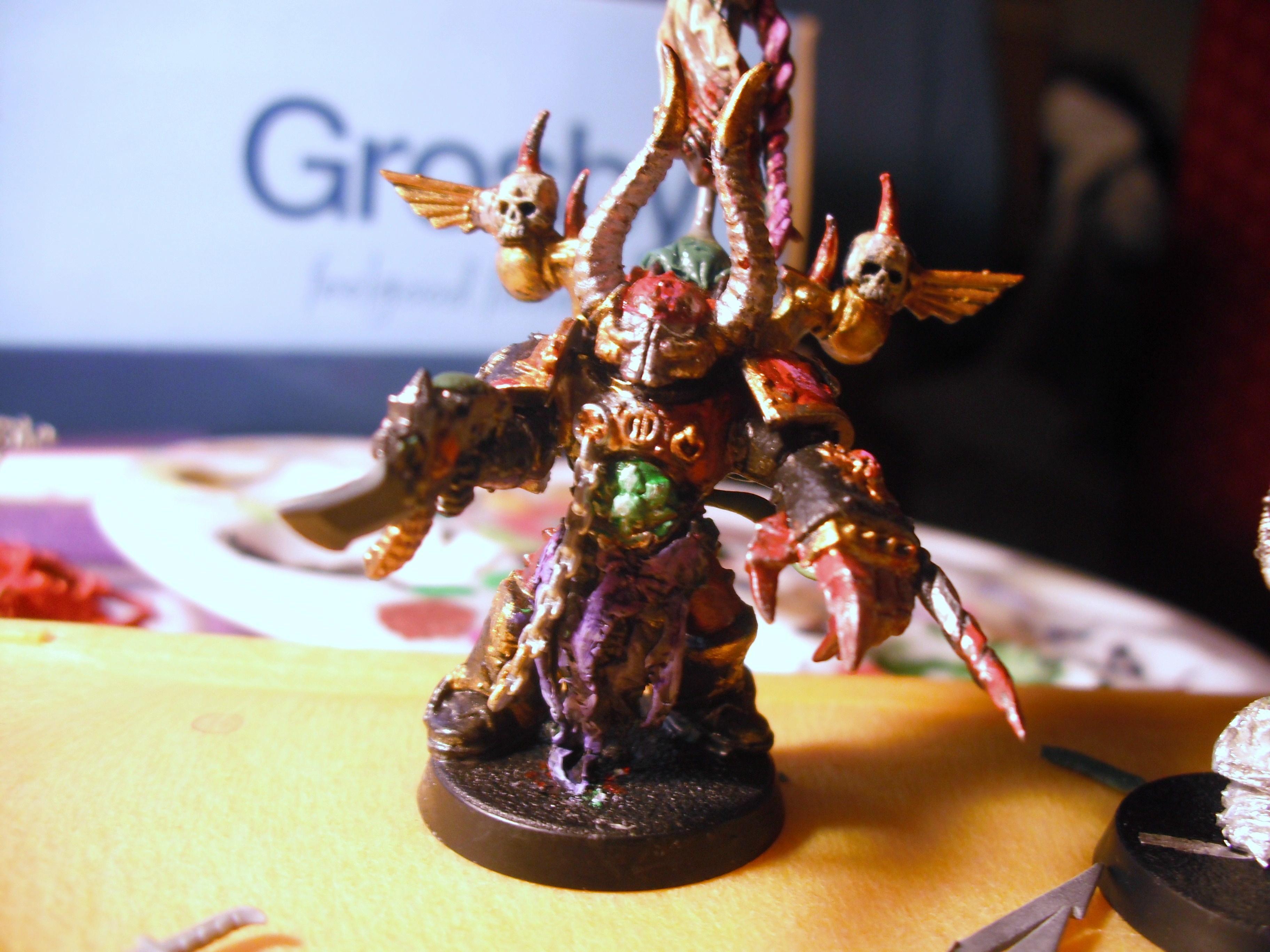 Chaos Lord, Red Corsair champion