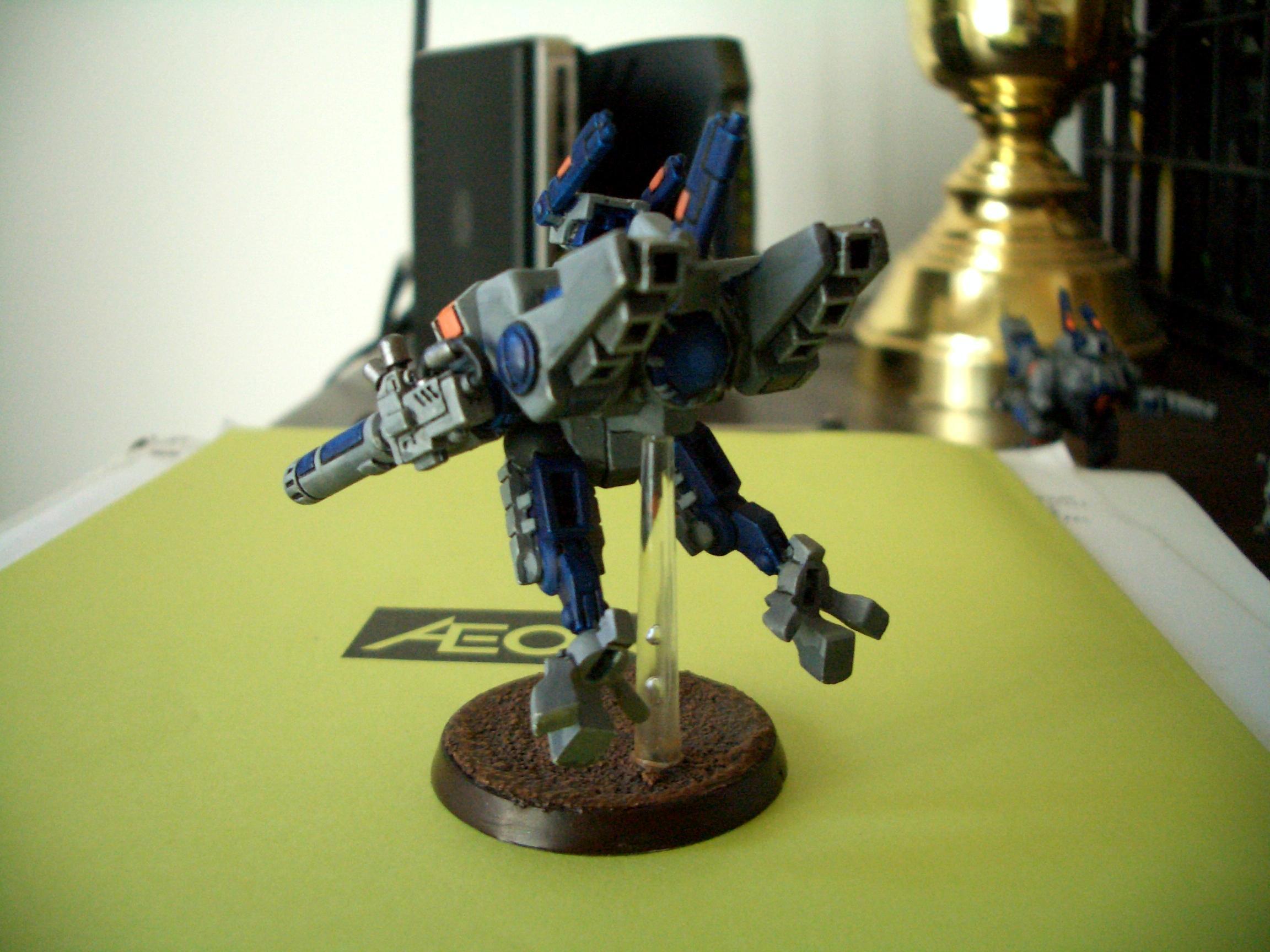 Controller, Crisis Battlesuit, Tau, XV8