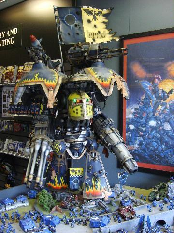 28mm, Apocalypse, Awesome, Games Workshop, Titan, Warhammer 40,000, Warlord